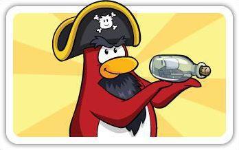 Club Penguin personnages