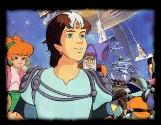Commande de Mattel, cette grande épopée culte est arrivée à la rentrée 1985 sur TF1. Quel est son titre ?