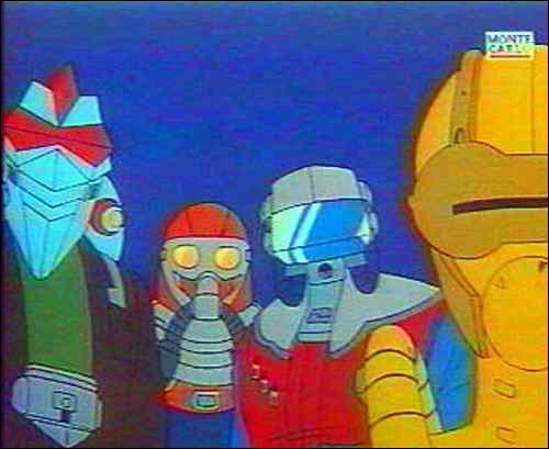 Conçue pour accompagner la gamme de jouets à succès de la marque Kenner, quel est le titre de cette série mettant en scène un commando d'agents secrets ultra équipés ?