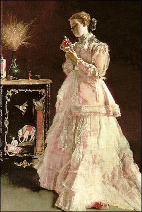 Qui a peint 'Femme en rose' ?