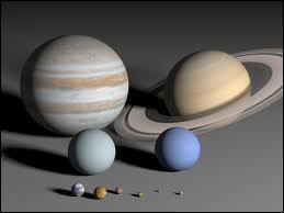 Combien y a-t-il de planètes gazeuses ?