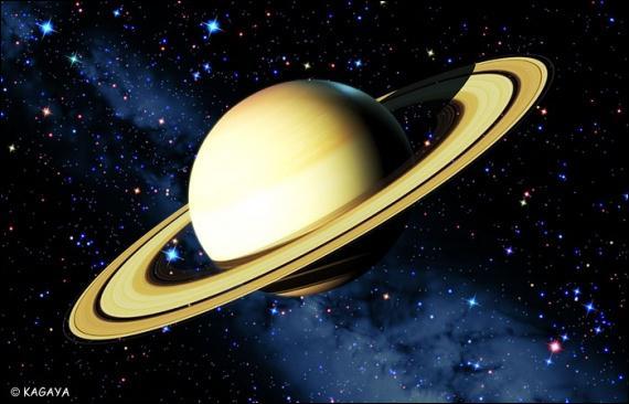 Est-ce que Saturne est une planète gazeuse ?