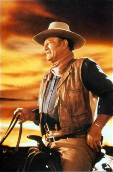 Qui est cet acteur américain, célèbre pour ses rôles dans les westerns ?