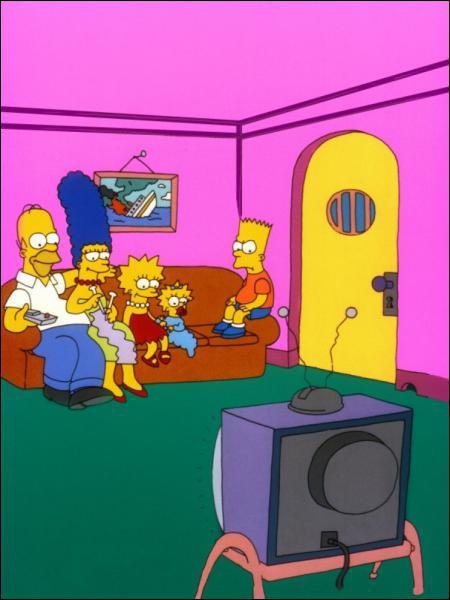 Qui a créé la série 'Les Simpson', diffusée depuis plus de 20 ans ?