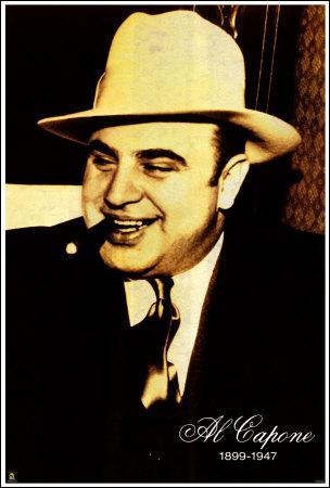 A quelle guerre des gangs a participé Al Capone, à Chicago en 1929 ?