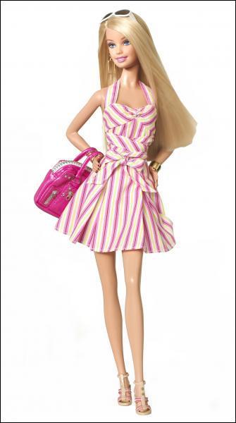 Quel est le véritable nom de la poupée Barbie, d'après sa créatrice Ruth Handler ?