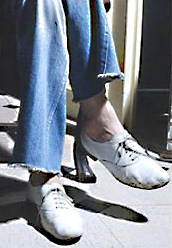 Rose Repetto est la créatrice d'une marque de chaussures dont un des modèles 'les zizis' fut rendu célèbre par un chanteur dans les années 70. Lequel ?