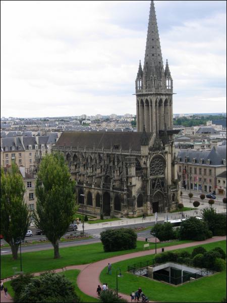 Quelle est la capitale de la Basse Normandie ?