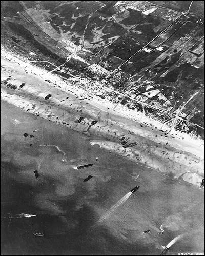 Quand les Alliés débarquent-ils en Normandie pour libérer la France de l'occupation allemande ?