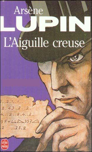 Quel écrivain s'est inspiré de ces falaises dans son roman 'l'aiguille creuse' ?