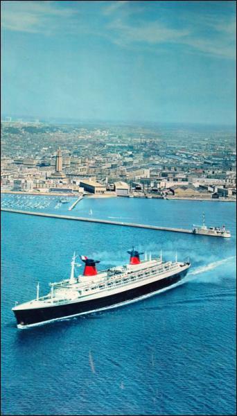 Quelle est la place du Havre parmi les ports français ?