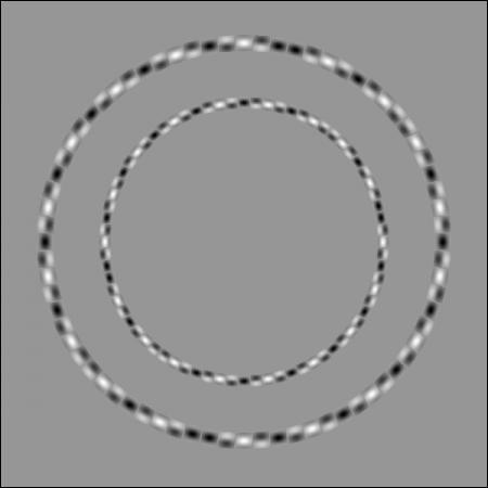 Les cercles sont-ils déformés ?