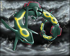 À quel niveau Rayquaza apprend-t-il l'attaque Dance Draco ?