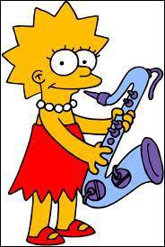 Quel est l'instrument de Lisa ?