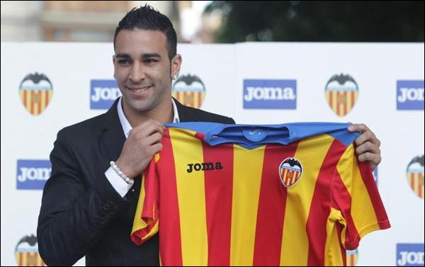 Adil Rami quitte le LOSC, quel club rejoint-il ?