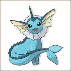 Aquali est un Pokémon de quel type ?