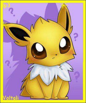 Voltali est un Pokémon de quel type ?
