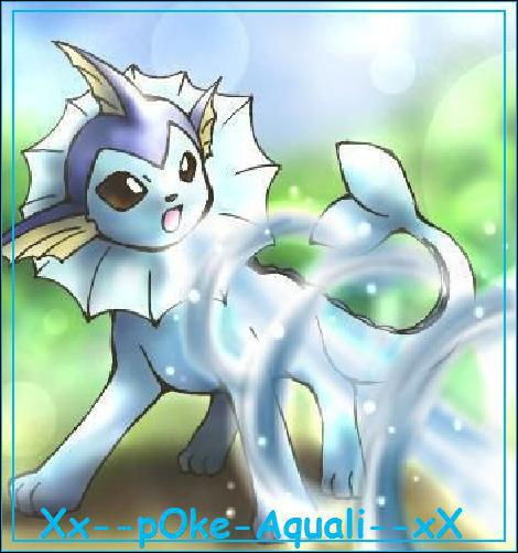Quel est le nom de Aquali en anglais ?
