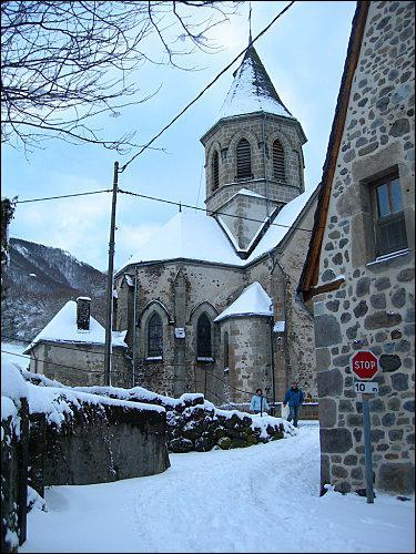 Quel est le climat à Aurillac et à Clermont-Ferrand ?