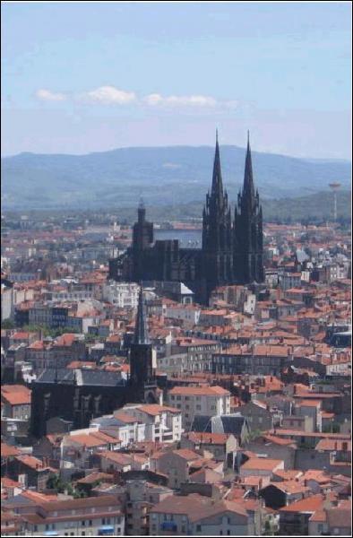 Quel est le chef-lieu de l'Auvergne ?