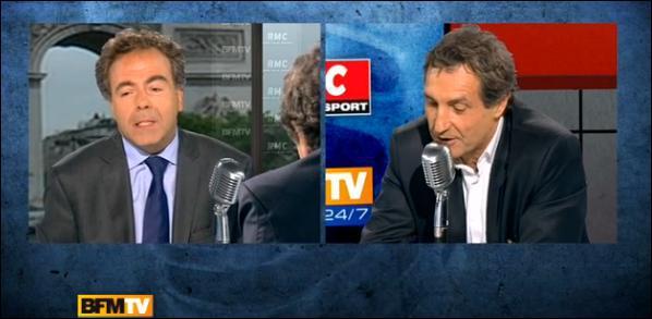 Ministres successifs à l'Education nationale, Xavier Darcos et Luc Chatel ont un point commun...