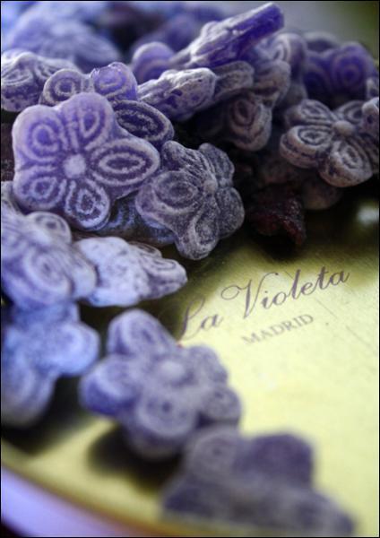 Quelle plante typique est utilisée à Toulouse pour fabriquer des bonbons, du parfum ou de la liqueur ?