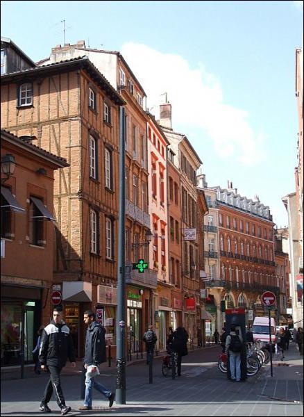 Quel est le surnom de Toulouse ?
