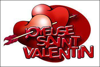 Quelle est la date de la Saint Valentin ?