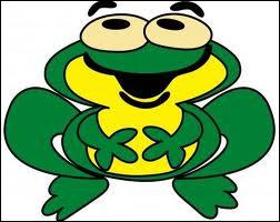 D'après une fable de La Fontaine avec quel animal la grenouille cherche-t-elle à rivaliser en voulant devenir plus grosse que lui ?