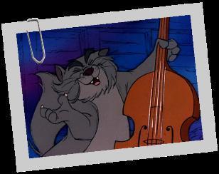 Je suis Billy Boss, je joue aussi dans le groupe de jazz du chat de la question n°6. Quelle est ma nationalité ?