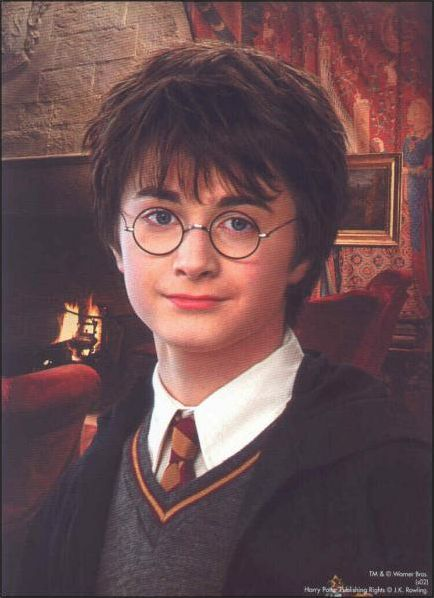 Personnages dans Harry Potter 2/2 (TT)