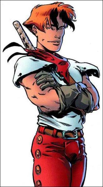 Qui est ce héros de bandes dessinées ?