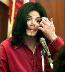 En novembre 2002, quelle ''petite bêtise'' Michael a-t-il faite à Berlin ?