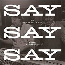Avec qui a-t-il chanté en duo ''Say, Say, Say'' ?