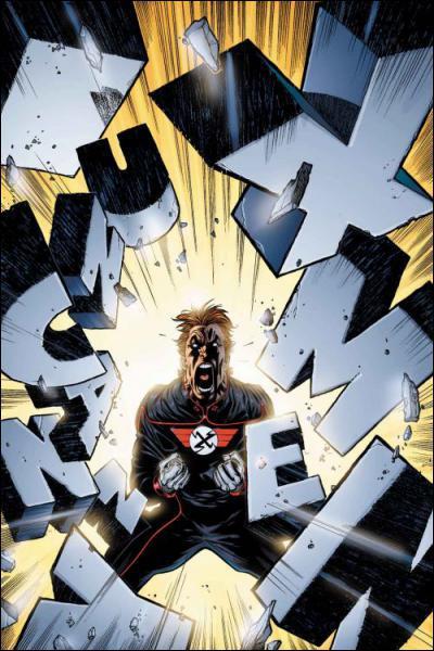 Quel X-Man irlandais nommé Sean Cassidy a été interprété par Caleb Landry Jones dans 'X-Men : le commencement' ?