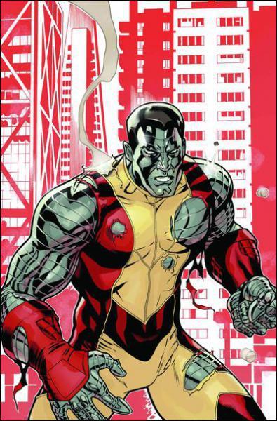 Quel X-Man d'origine soviétique, interprété par Alan Cudmore au cinéma, peut transformer son corps en acier et devenir quasiment invulnérable ?