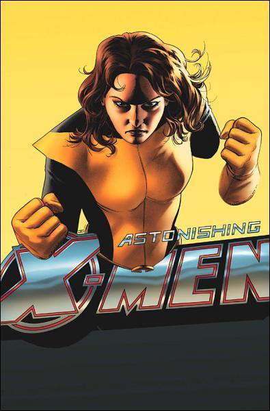 Quelle X-Woman prénommée Kitty Pryde possède le don d'intangibilité et a fait son apparition à l'écran sous les traits de Ellen Page dans 'X-Men 3' ?
