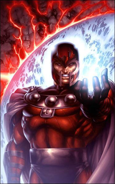 Quel vilain également connu sous le pseudonyme d'Erik Lensherr et interprété au cinéma par Ian McKellen a récemment rejoint les X-Men ?