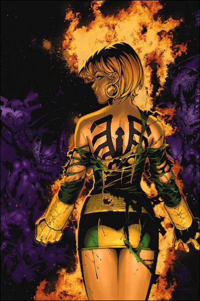 Quelle X-Woman est la fille de Cyclope et de Jean Grey dans une réalité alternative ?