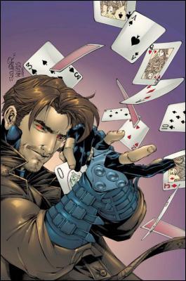 Quel X-Man cajun prénommé Rémy Lebeau a longtemps vécu une relation amoureuse tumultueuse avec Malicia ?