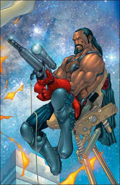 Quel X-Man dont le prénom est Lucas peut absorber l'énergie pour la rediriger vers autrui ?