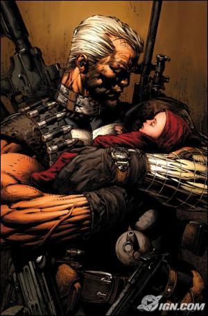 Quel X-Man prénommé Nathan est le fils naturel de Cyclope et de son ancienne femme Madelyne Pryor ?