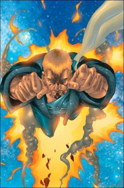 Quel X-Man prénommé Samuel Guthrie a connu une promotion en passant de l'équipe des Nouveaux Mutants à l'équipe des X-Men ?