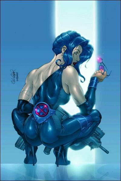 Quelle X-Woman prénommée Tessa a pour particularité d'avoir été une espionne pour le compte du Professeur X dans le Club des Damnés auprès de Sebastian Shaw ?