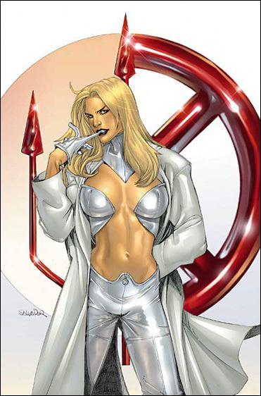 Quelle X-Woman, ancienne membre du Club des Damnés, douée du don de télépathie, est connue pour avoir détrôné Jean Grey dans le coeur de Cyclope ?