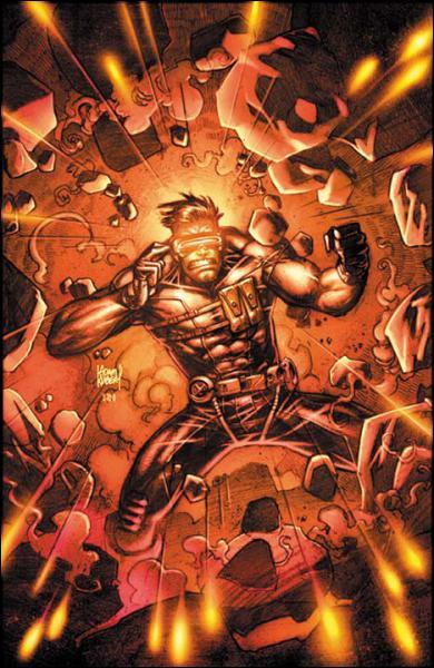 De son vrai nom Scott Summers, qui est l'actuel dirigeant des X-Men interprété à l'écran par James Marsden ?