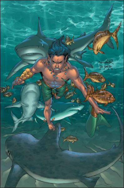 Quel célèbre héros de l'univers Marvel, roi d'Atlantis, a intégré les X-Men récemment ?