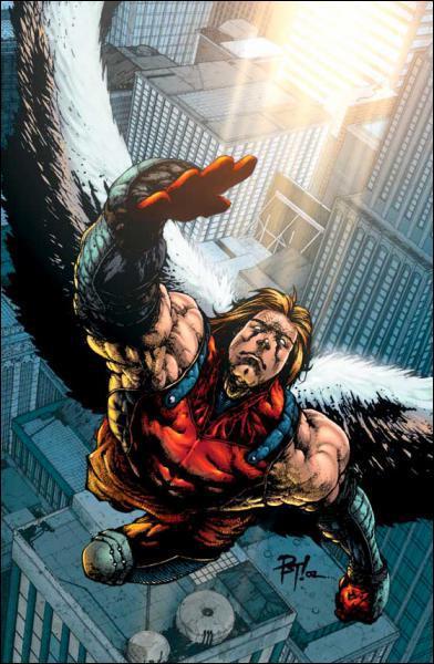 Quel mutant interprété à l'écran par Ben Foster dans X-Men 3 est capable de voler ?