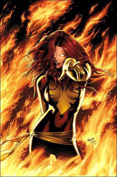 Quelle ancienne compagne de Cyclope, première femme à avoir intégré les X-Men, est jouée sur les écrans par Famke Janssen ?