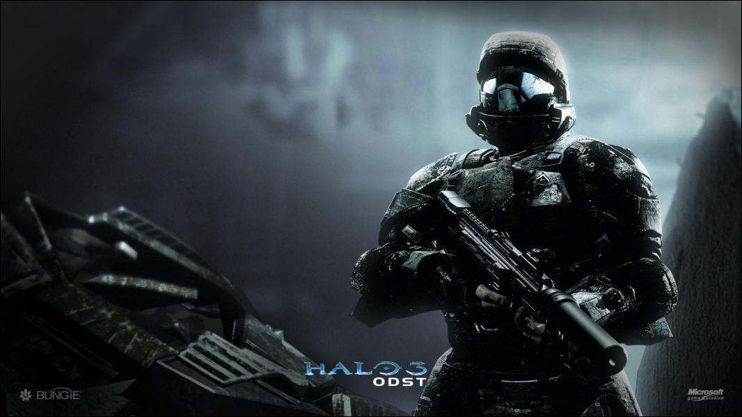 Dans quelle ville se déroule Halo 3 ODST ?